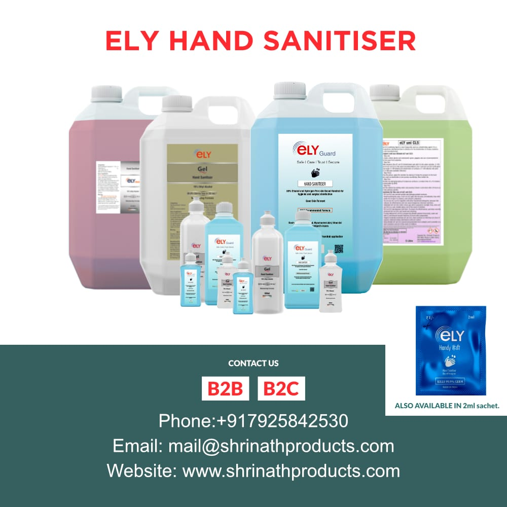 eLY Sanitizers Group